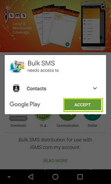 Bulk SMS Australia How to Install into Android